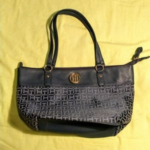 Tommy Hilfiger Purse / Tote. Slightly Used/Clean